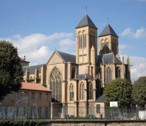 Базилика аббатства святого Винсента