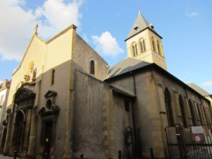 Церковь Сен-Максимин