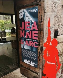 Интерактивный музей Жанны д'Арк