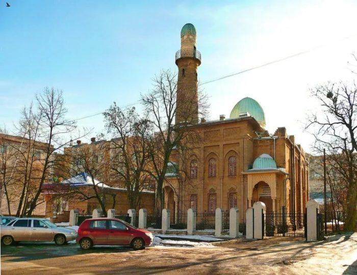 Мечеть (ныне картинная галерея)
