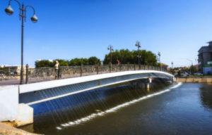 Мост дружбы России и Азербайджана