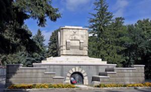 Памятник генералу Иосифу Апанасенко