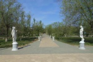 Городской парк культуры и отдыха имени Чкалова