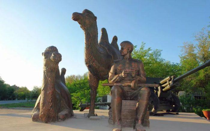 Памятник «Мы победили!»