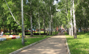 Парк культуры и отдыха имени Гагарина