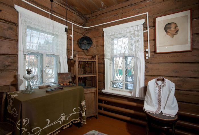 Дом И. И. Голикова