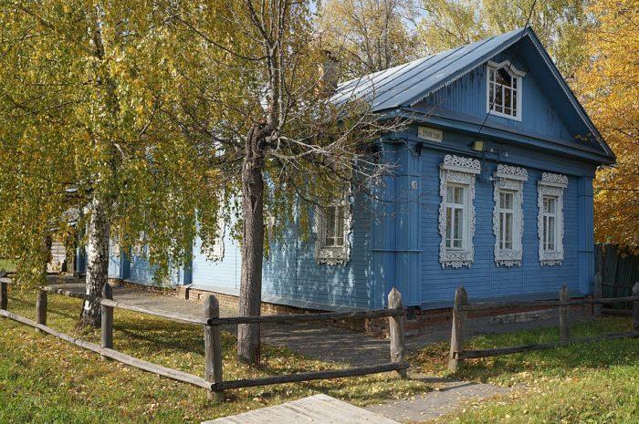 Дом-музей Корина