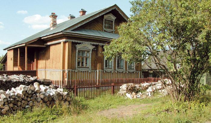 Дом-музей Н. М. Зиновьева