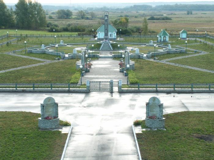 Мемориальный комплекс «Земля Юрматы»