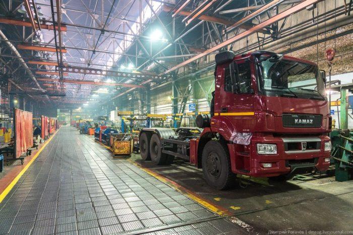 Нефтекамский автомобильный завод