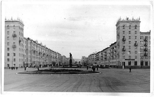 Об истории города Октябрьского