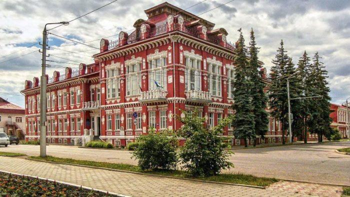 Об истории города Стерлитамака