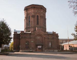 Шуйская башня