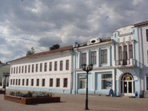 Шуйский историко-художественный и мемориальный музей имени М. В. Фрунзе