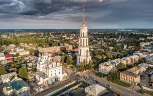 Шуя (Ивановская область): достопримечательности