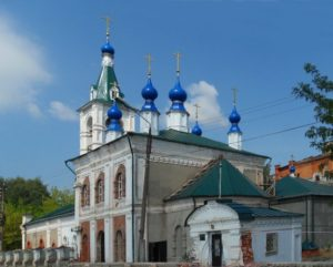 Шуя казанский монастырь