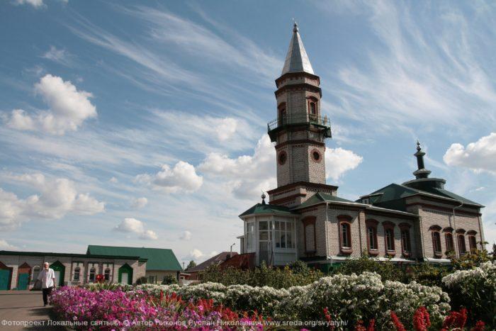 Соборная мечеть Нефтекамска