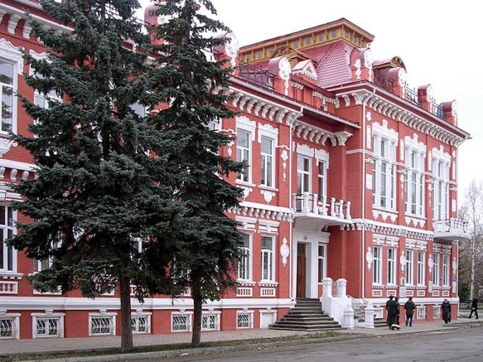Стерлитамакский историко-краеведческий музей