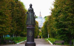 Богородицк (Тульская область): достопримечательности