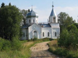 Церковь Параскевы Пятницы в Мшенцах