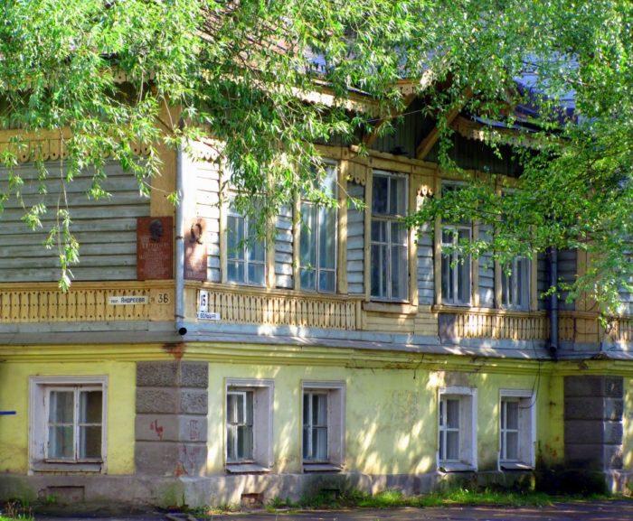 Дом купцов Андреевых