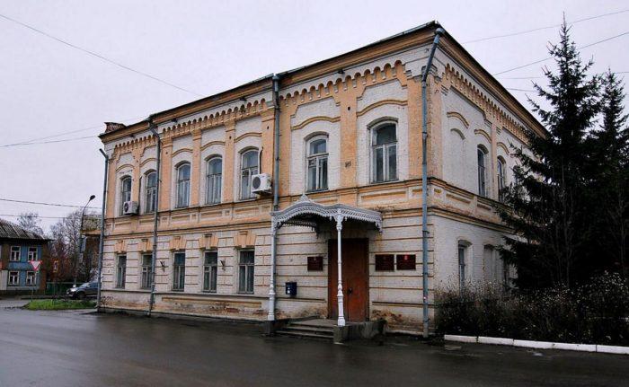 Дом купцов Коровкиных