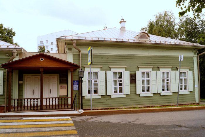 Дом-музей Сергея Аксакова