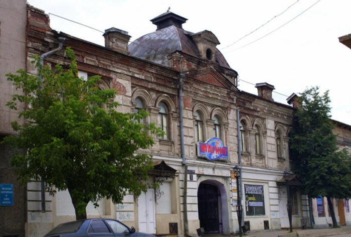 Дом Собцова