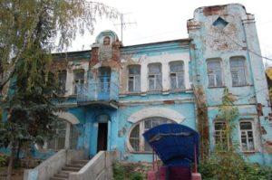 Дом Теплова