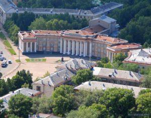 Дворец культуры имени Орджоникидзе