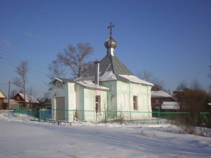 Храм Тихона Задонского