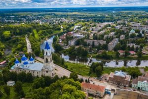 Кашин (Тверская область): достопримечательности