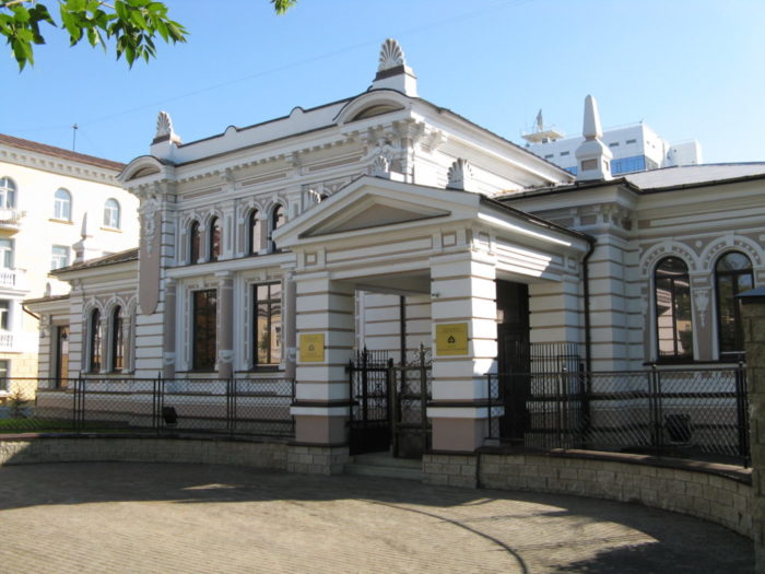 Музей археологии и этнографии и его коллекция сарматского золота