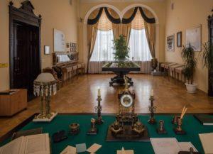 Музей ж/д станции Жданка