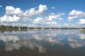 Озеро бологое