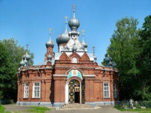 Спасо-Кладбищенская церковь