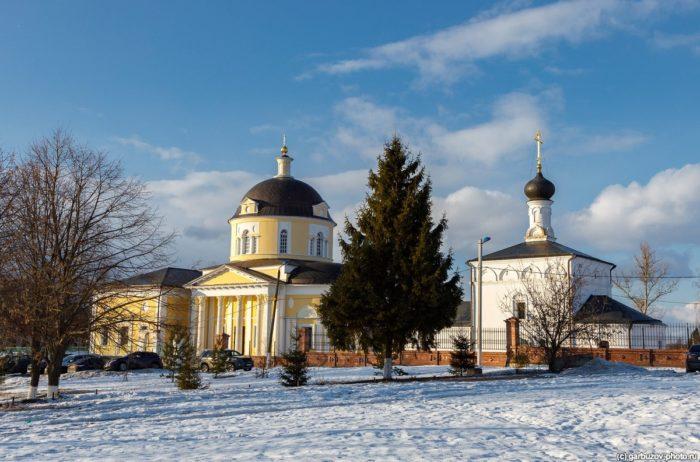 Свято-Успенский храмовый комплекс