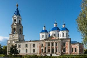 Воскресенский собор Кашина