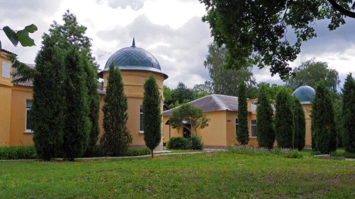 Историко-мемориальный музейный комплекс «Бобрики»