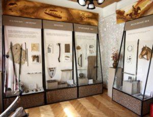 Новомосковский археологически музей