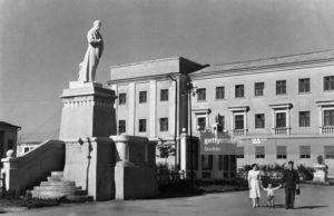 Об истории города Новомосковска