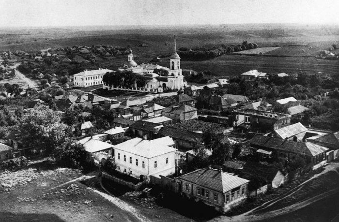 Об истории города Венёва
