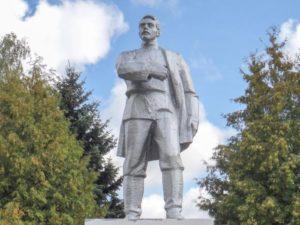 Памятник Конакову