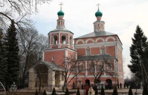 Свято-Никольский женский монастырь