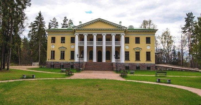 Усадьба князя Гагарина