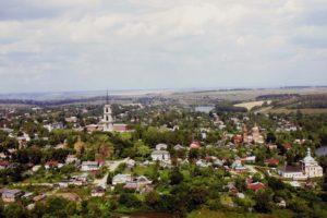 Венёв (Тульская область): достопримечательности