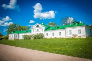 Музей-усадьба Льва Толстого «Ясная Поляна»
