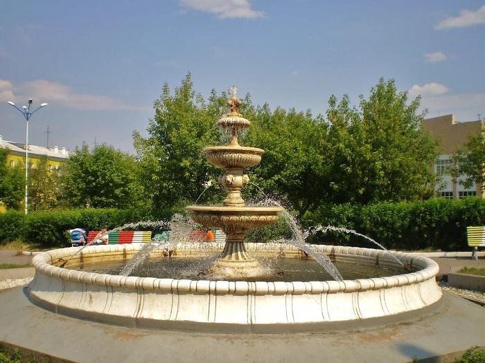Парк Нефтехимиков