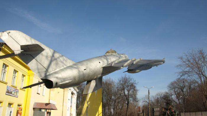 Самолёт МиГ-17