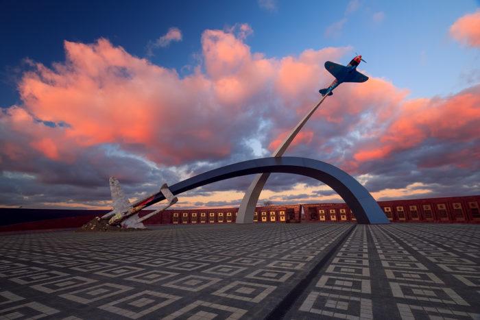Мемориал «Защитникам неба Отечества»